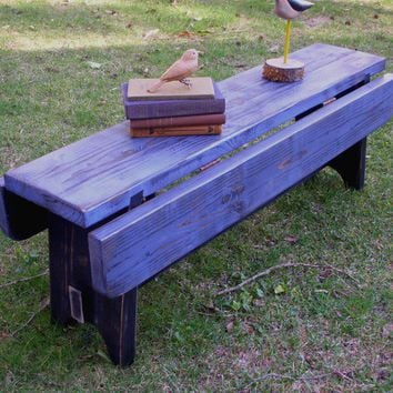 Rustic Coffee Table Handcrafted You Choose by honeystreasures