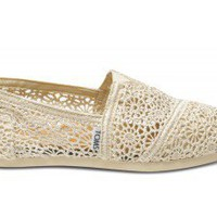Natural Crochet Women's Classics | TOMS.com
