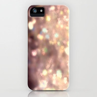 Glitters in your Heart, digital art. iPhone Case by JUSTART | Society6