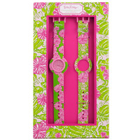 Lilly Pulitzer Watch Set - Chum Bucket - Lilly Pulitzer - Dwellings