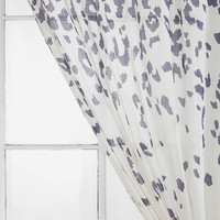 Urban Outfitters - Magical Thinking Falling Leopard Print Curtain
