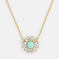 kate spade new york &#x27;estate garden&#x27; pendant necklace | Nordstrom