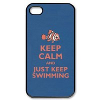 Amazon.com: Custombox Finding Nemo iphone 4/4s Case Plastic Hard Phone case-iPhone 4-DF00406: Cell Phones & Accessories