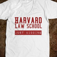 Harvard Law school - Savannah Banana