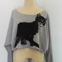 The Cute Pullover Oversize style Cat Pet Animal by Tshirt99