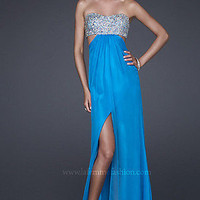 Prom Dress - La Femme