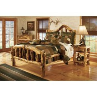Cabela's: Cabela's Extra-Gnarly Aspen Log Bed