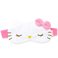 Hello Kitty Eye Mask: Plush:Dream Kitty