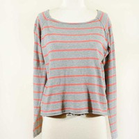 525 America Striped Sweater. www.leeandbirch.com