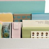 Martha Stewart Home Office? with Avery? Stack+Fit? Shagreen Organizers | Staples?-