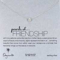 Piace Boutique - Dogeared Pearls of Friendship Necklace in Accessories