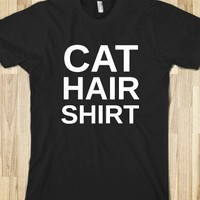 CAT HAIR SHIRT - glamfoxx.com