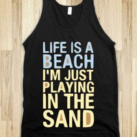 Life is a Beach - fiffypie