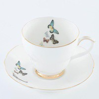 Ali Miller London — tea cup and saucer - hampstead heath