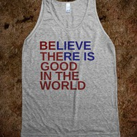 Be The Good In The World - Tank -