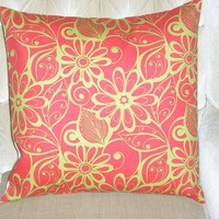 Decorative Accent Pillow Cover - 18.. on Luulla