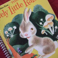 LIVELY LITTLE RABBIT Journal Notebo.. on Luulla