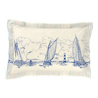 PILLOWBOATS | Pillowcases | Home & Garden | Joules UK