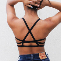 Strappy Bralette