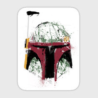 Boba Fett Star Wars sticker by purplecactusdesign on Etsy