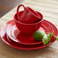 Cambria Dinnerware - Red
