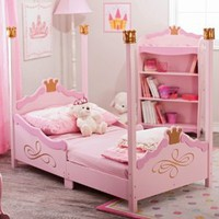 KidKraft Princess Toddler Bed: Baby