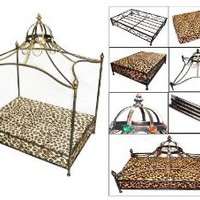 Amazon.com: Luxury Metal Pet Bed: Pet Supplies