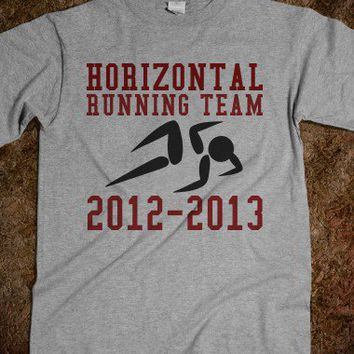 Horizontal Running Team 2012-2013 - Shameless Behavior