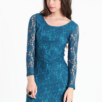 Roxanne Lace Dress