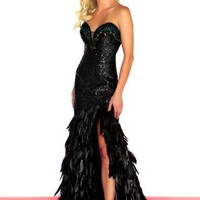 MacDuggal 61122R Dress at Peaches Boutique