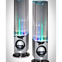 LED Watershow Speakers in Home &amp; Dorm Party Lighting LED Lights