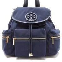 Tory Burch Stacked Logo Backpack | SHOPBOP