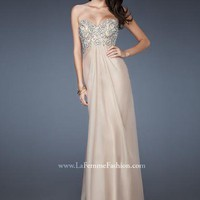 La Femme 18628 at Prom Dress Shop