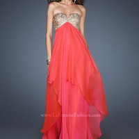 La Femme 18774 at Prom Dress Shop