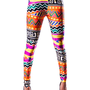 Tribal Aztec Printed Leggings