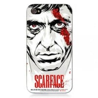Movie Theme Collection iPhone 4 / 4s Case - Scarface