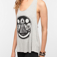 Urban Outfitters - Daydreamer LA Julie Braid-Back Tank Top