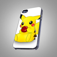 Pokemon - Pikachu Arceus Cute - Design on Hard Cover - iPhone 4 / 4S Case, iPhone 5 Case