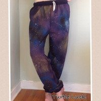 GALAXY SWEATPANTS any size you want