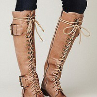 Jeffrey Campbell Free People Clothing Boutique > High Plains Boot