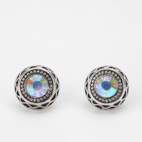 Beam of Light Rhinestone Earring