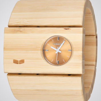 Rosewood Bamboo Watch