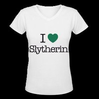 I heart Slytherin