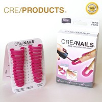 Amazon.com: CreaNails -Professional Nail Polish Stencils: Beauty