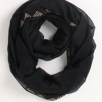 Kirra Studded Infinity Scarf at PacSun.com