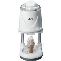 Amazon.com: Deni 1-Qt. Soft Serve 16W Ice Cream Maker, White (5540): Kitchen &amp; Dining