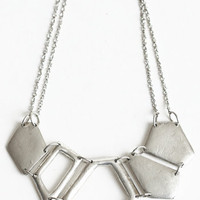 Alcaeus Pewter Necklace - &amp;#36;19.00 : ThreadSence.com, Your Spot For Indie Clothing  Indie Urban Culture