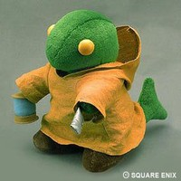 Kirin Hobby : Final Fantasy: Stuffed Tonberry Plush by Square Enix 662248809083