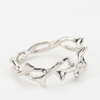 Twisted Thorns Ring