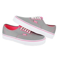 VANS AUTHENTIC NEON PINK...